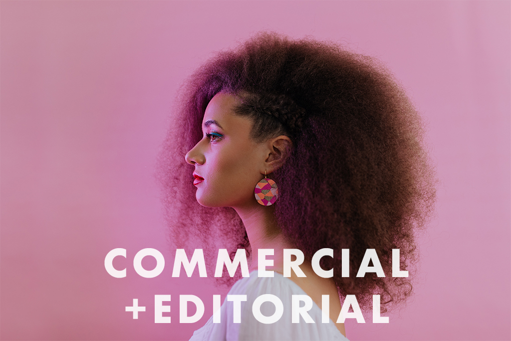 commercial + editorial